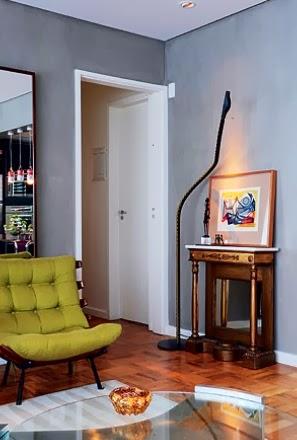 Apartamento do ator Malvino Salvador