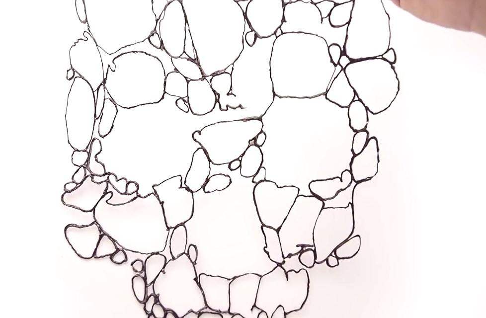 caneta 3d