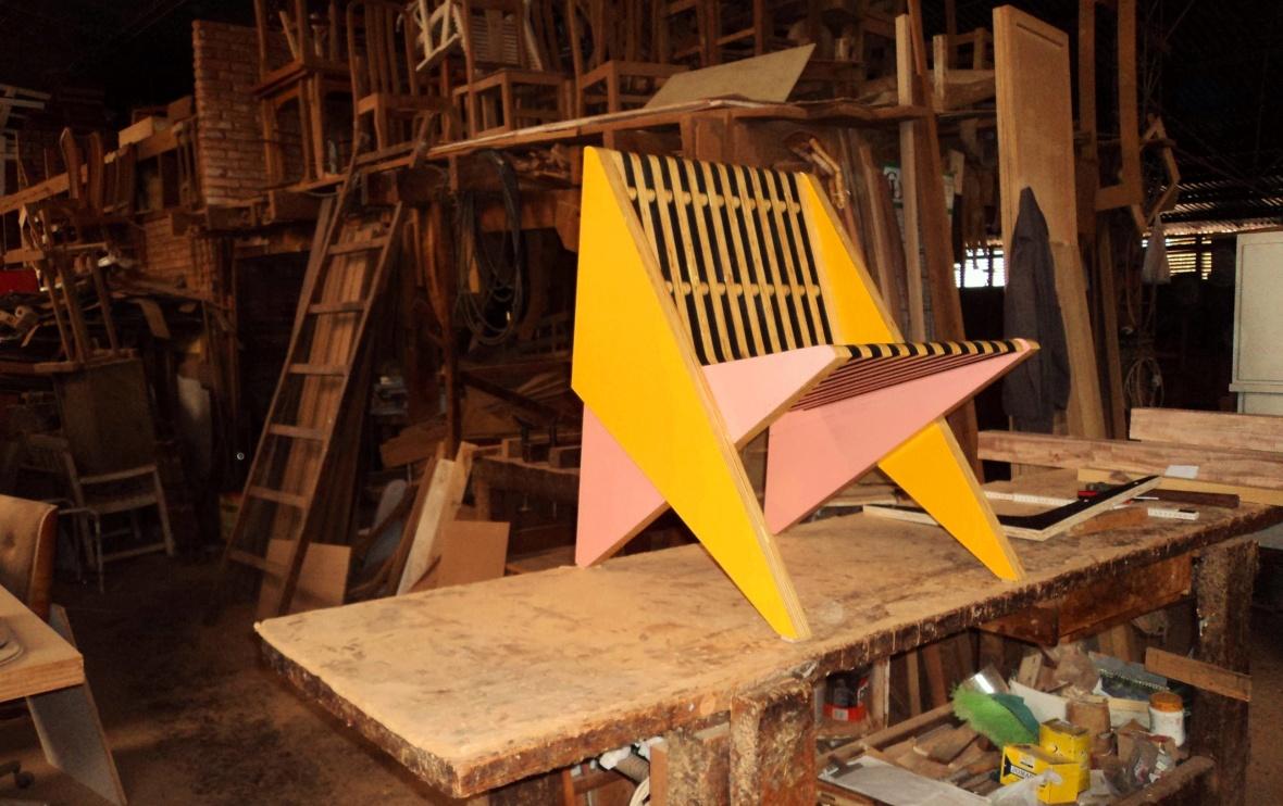 Cadeira MAAC
