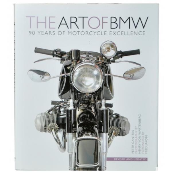 "Livro ""The Art of BMW"""