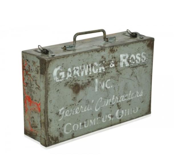 Maleta Vintage Garwick&Ross