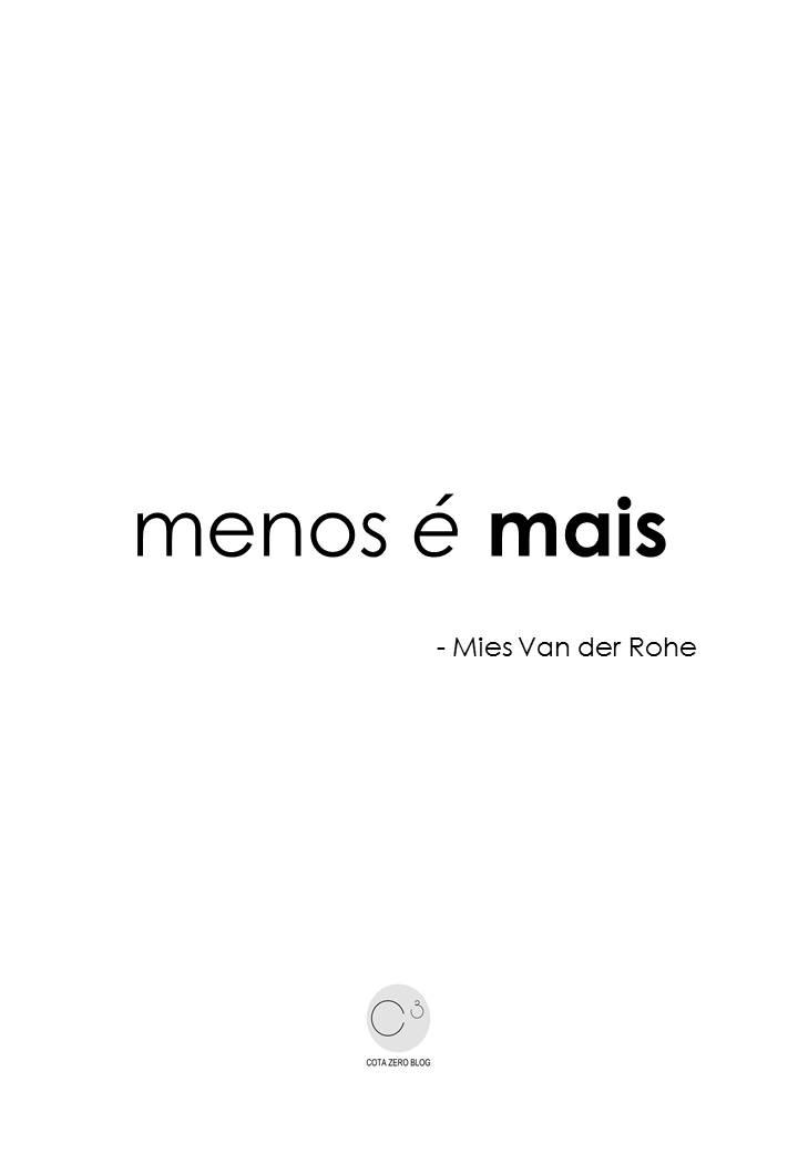 Mies by Cota Zero